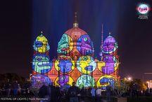 Berliner Dom @ Festival of Lights 2015