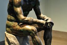 Ancient Greece - Sculpture / Scultura greca. Dall'età arcaica all'età ellenistica
