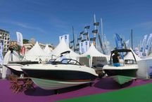 2015 Cannes Yachting Festival / Our very own Alex Smith gets in on the action at Cannes.  / by boats.com