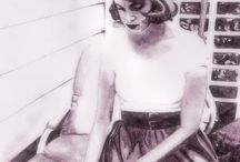 Sylvia Plath / by Dandy Reiner