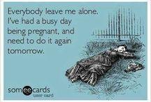 Юмор про беременность