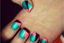nails / by a g
