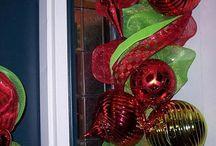 Christmas decorations / Christmas
