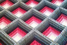 Quilts - optische Täuschung