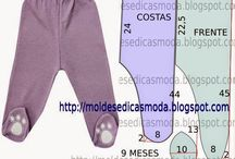 molde pantalon bb