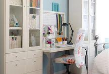 Office / by Vela Burke