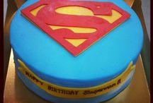 order made cake (for men) / cool cakes for boys!