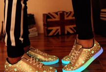schuffle dance shoes