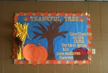 Bulletin boards / Preschool / by Ashley Bundus