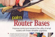 router bases