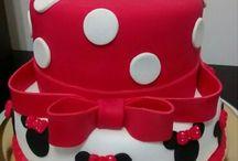 minnie torták