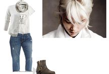 simplicity is sublime / style by Lola Channing / by Lola Channing