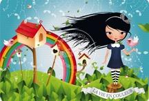 Illustrations que j'adore / Images (et illustrateur/trices que j'adore)
