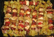Recepty - maso drůbeží