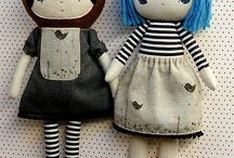 DOLLS / by suzette deventer