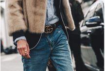 Vison coat