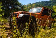 Jeep Club KZN - Advance off-road training