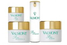 Valmont skin care + free gift.