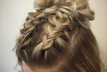 Pientä kivaa hiuksiin