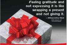 100 Days of Gratitude / What if I connected with someone every day and talked with them about their positive impact? / by GoalBusters Consulting