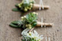 Yaka Çiçekleri - Buttonholes