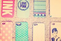 iPhone cases / by Hannah Cuddy