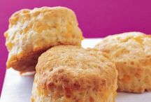 Breads / Bread, rolls, popovers, crackers / by Beth Harrell