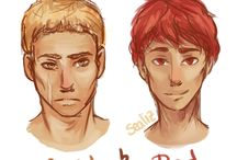 Red Rising / Red Rising and Golden Son