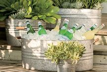 Container Gardening / by Marcy @ ANTIQUECHASE