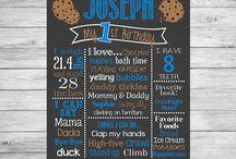 Cookie Monster Birthday