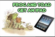 Frog and toad / by Penne Wheeler