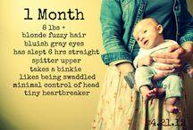 Infant photos / by Cathy Brashear