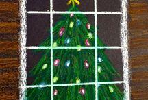 Christmas art/craft for school