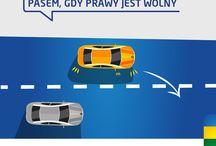 10 przykazań kulturalnego kierowcy / Podróżowanie, zasady ruchu drogowego, przemieszczanie się, motoryzacja