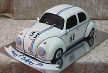 Transport cakes / by Designer Cakes by Carol
