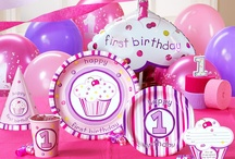 Party Ideas Aylas Bday / by Lori Russo-Edelstein