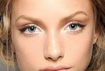 Größere Augen