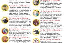 Christmas Safety Tips / by PrepareFirst Baby & Child Safety