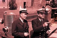 Kingsport Police and Fire / Archival images of the Kingsport Fire Department