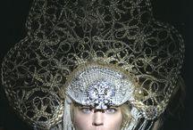 Kokoshnikis / Ornamental Russia headdress