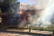 Τρεις πυρκαγιές στη Θεσσαλονίκη