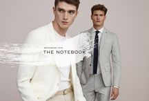 MEN'S SS15 FEATURES / For SS15 the Reiss man is a beacon of modern, masculine style. He spends his days in a state of relaxed refinement, though when it comes to dressing up he is a performer and impeccable occasion suiting is his forte. / by REISS