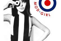 Sixties MOD / Swinging sixties are back for fall 15 and we have it all from mini dresses and skirts to plaid and stripes prints