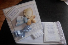 Handmade Baby cards by Card Art Creations / All cards on this board are hand made by (me) Yvonne Tune Card Art Kilcoole