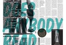 Graphic: Layout Design / by Pichamon Visessan