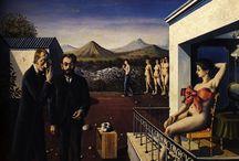 Surrealisme ~ Paul Delvaux