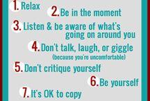 Improvize your life! / Réflexion sur l'impro!