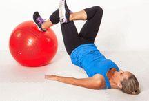 Gymball pilates