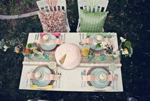 Party/Tablescapes/Floral / by Chelsea Yates