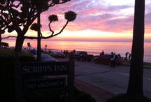 Sunsets / Our favorite sunsets from Scripps and beyond